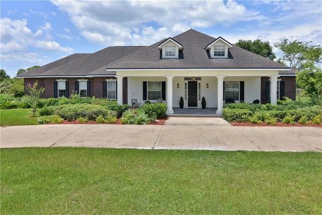 38005 Timberlane Drive, Umatilla, FL 32784 (MLS #O5877689) :: Sarasota Home Specialists
