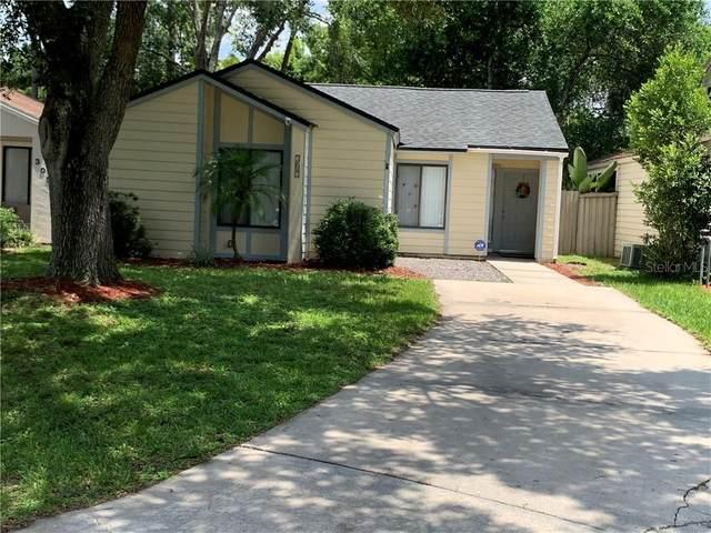 303 Kirkcaldy Drive, Winter Springs, FL 32708 (MLS #O5877782) :: Alpha Equity Team