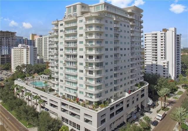 100 S Eola Drive #1409, Orlando, FL 32801 (MLS #O5877808) :: Premier Home Experts