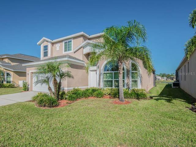 4725 Blue Diamond Street, Kissimmee, FL 34746 (MLS #O5877819) :: GO Realty