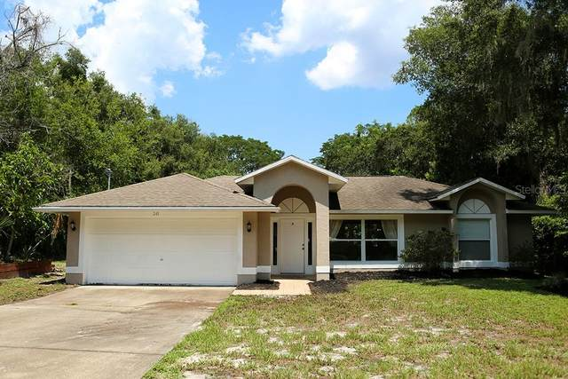 241 Lago Vista Street, Debary, FL 32713 (MLS #O5877843) :: Rabell Realty Group