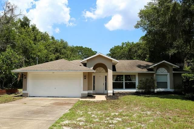 241 Lago Vista Street, Debary, FL 32713 (MLS #O5877843) :: Premier Home Experts