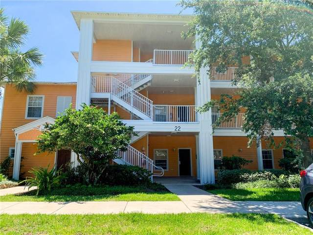 102 Rogues Retreat #22102, Davenport, FL 33897 (MLS #O5878125) :: Homepride Realty Services
