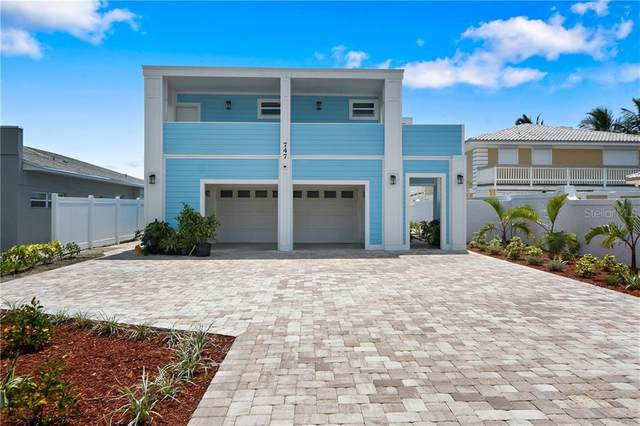 747 S Atlantic Avenue, Cocoa Beach, FL 32931 (MLS #O5878131) :: New Home Partners