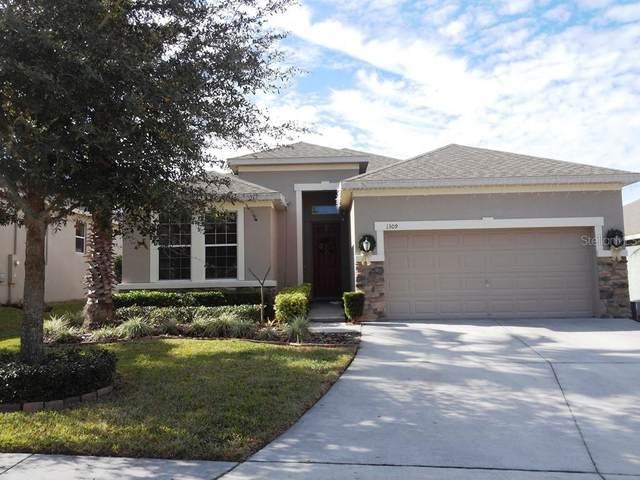 1309 Plumgrass Circle, Ocoee, FL 34761 (MLS #O5878318) :: Team Bohannon Keller Williams, Tampa Properties