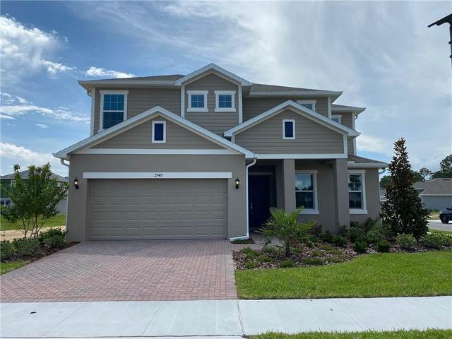 2949 Bluestem Lane, Clermont, FL 34714 (MLS #O5878414) :: Team Bohannon Keller Williams, Tampa Properties