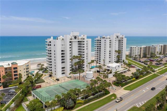 5255 S Atlantic Avenue #101, New Smyrna Beach, FL 32169 (MLS #O5878925) :: Premium Properties Real Estate Services