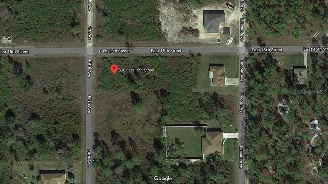 500 E 15TH Street, Lehigh Acres, FL 33972 (MLS #O5879185) :: Team Buky