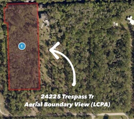 24225 Trespass Trail, Astor, FL 32102 (MLS #O5879220) :: Pepine Realty