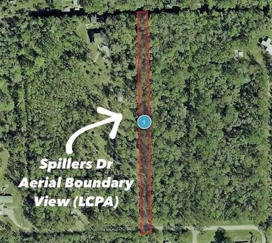 Spillers Drive, Astor, FL 32102 (MLS #O5879228) :: Lockhart & Walseth Team, Realtors