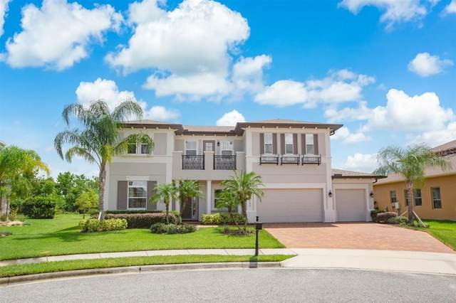 15345 Johns Lake Pointe Boulevard, Winter Garden, FL 34787 (MLS #O5879301) :: Lockhart & Walseth Team, Realtors