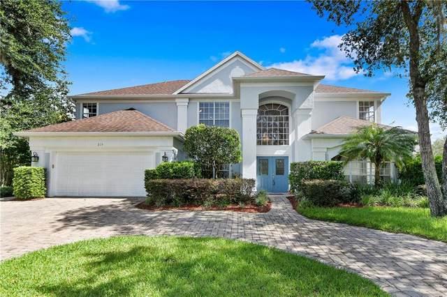 215 Blue Creek Drive, Winter Springs, FL 32708 (MLS #O5879317) :: Real Estate Chicks