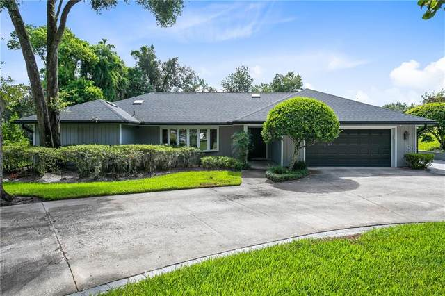 100 Woodstream Court, Maitland, FL 32751 (MLS #O5879729) :: The Light Team