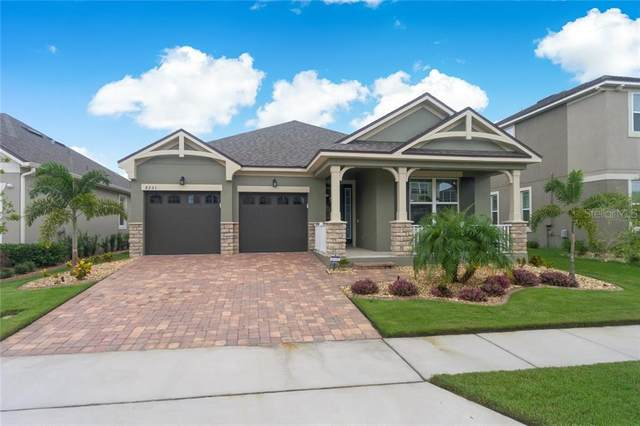 8251 Randal Park Boulevard, Orlando, FL 32832 (MLS #O5880199) :: The Duncan Duo Team