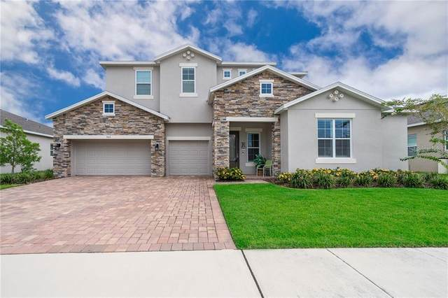943 Blackthorn Drive, Apopka, FL 32703 (MLS #O5880237) :: Team Bohannon Keller Williams, Tampa Properties