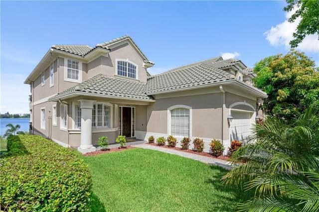 8621 Saint Marino Boulevard, Orlando, FL 32836 (MLS #O5880296) :: New Home Partners
