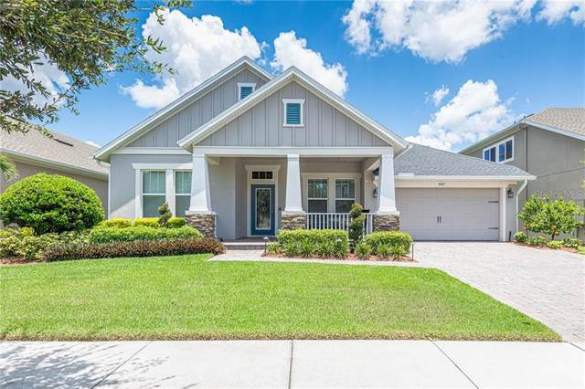 8807 Andreas Avenue, Orlando, FL 32832 (MLS #O5880332) :: The Light Team