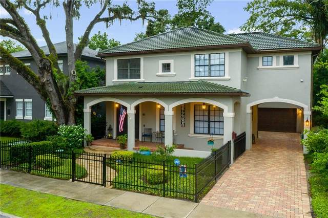 815 E Pine Street, Orlando, FL 32801 (MLS #O5880439) :: The Figueroa Team