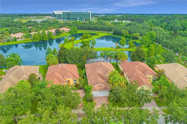 11842 Gennaro Lane, Orlando, FL 32827 (MLS #O5880460) :: The Light Team