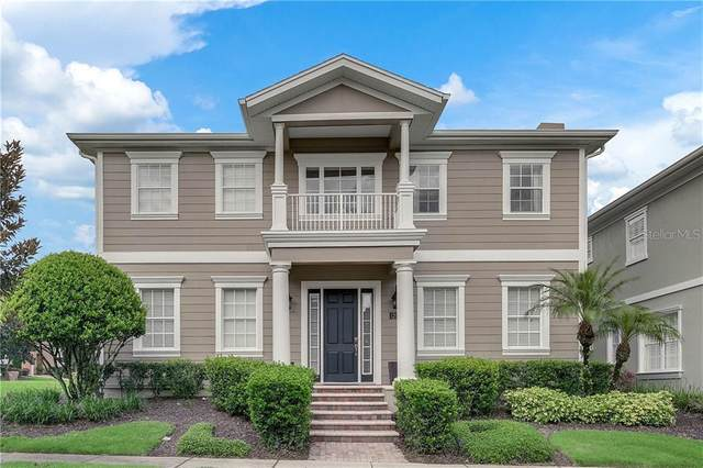 1206 Radiant Street, Reunion, FL 34747 (MLS #O5880668) :: Team Buky