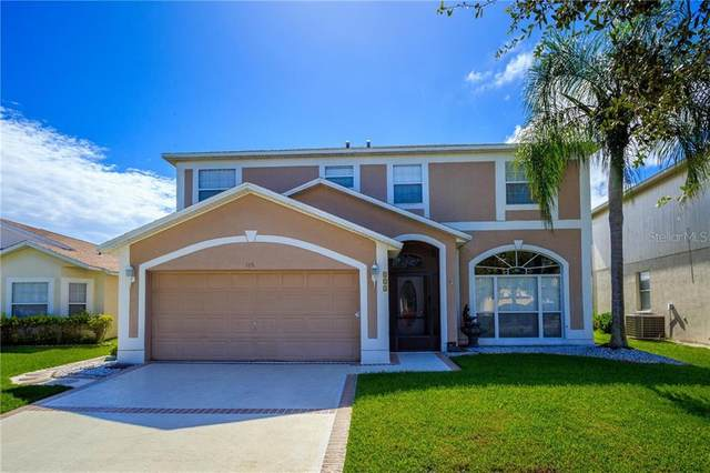 115 Harwood Circle, Kissimmee, FL 34744 (MLS #O5880771) :: GO Realty