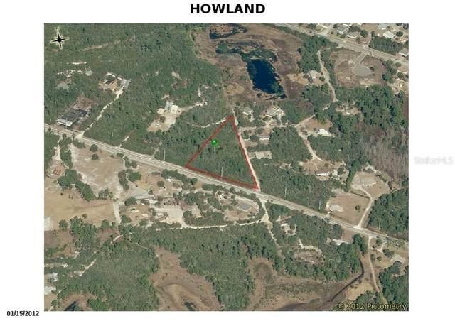 Howland Boulevard, Deltona, FL 32738 (MLS #O5880776) :: Sarasota Home Specialists