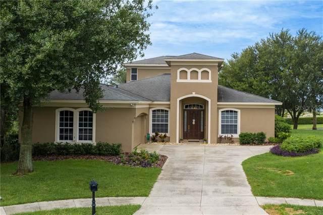 13026 Hidden Beach Way, Clermont, FL 34711 (MLS #O5880800) :: Team Bohannon Keller Williams, Tampa Properties