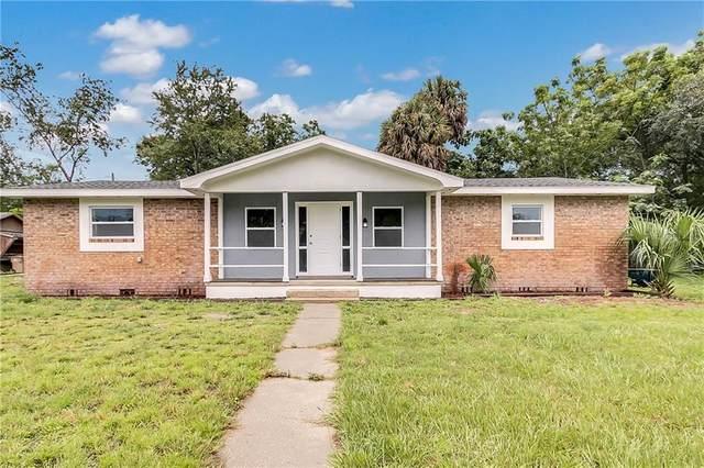 704 Flatwoods Road, Leesburg, FL 34748 (MLS #O5880917) :: Team Bohannon Keller Williams, Tampa Properties