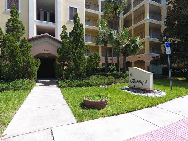 8801 Worldquest Boulevard #4405, Orlando, FL 32821 (MLS #O5881034) :: GO Realty