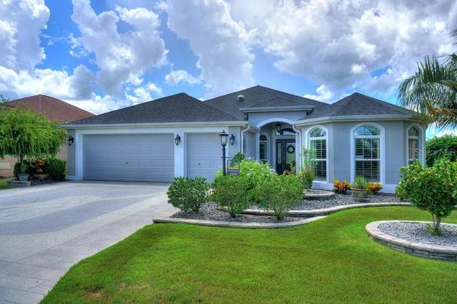 3690 Barrel Loop, The Villages, FL 32163 (MLS #O5881055) :: Realty Executives in The Villages