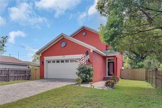 770 Julian Street, Winter Park, FL 32789 (MLS #O5881092) :: Team Bohannon Keller Williams, Tampa Properties