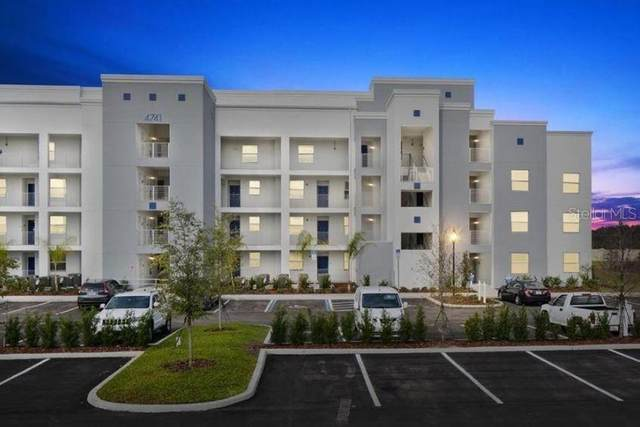 4741 Clock Tower Drive #304, Kissimmee, FL 34746 (MLS #O5881152) :: Zarghami Group