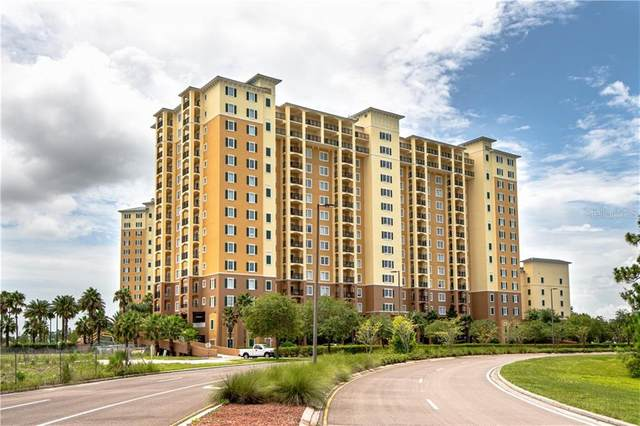 8125 Resort Village Drive #5710, Orlando, FL 32821 (MLS #O5881179) :: Burwell Real Estate