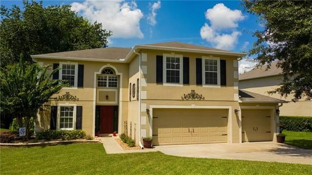 1707 Forest Glen Drive, Fruitland Park, FL 34731 (MLS #O5881192) :: Team Bohannon Keller Williams, Tampa Properties