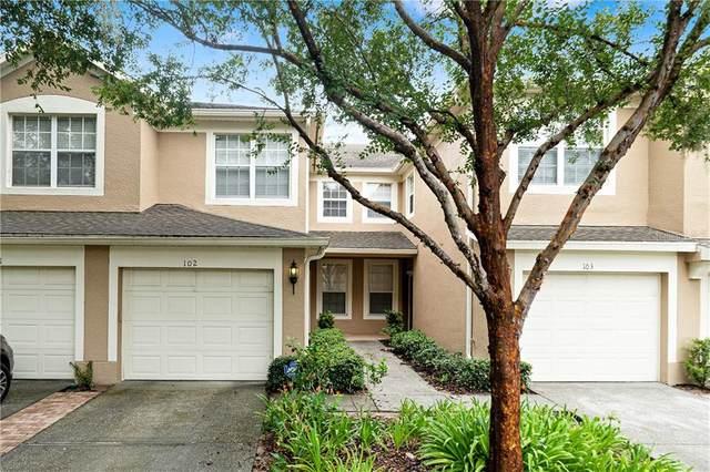 2847 Metro Sevilla Drive #102, Orlando, FL 32835 (MLS #O5881210) :: Team Bohannon Keller Williams, Tampa Properties