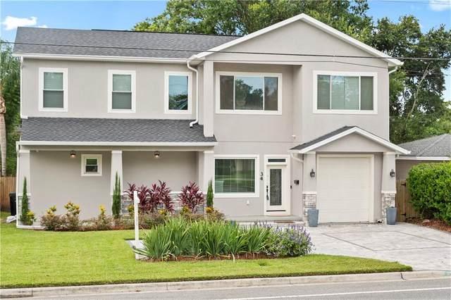 34 W Par Street, Orlando, FL 32804 (MLS #O5881251) :: Team Bohannon Keller Williams, Tampa Properties