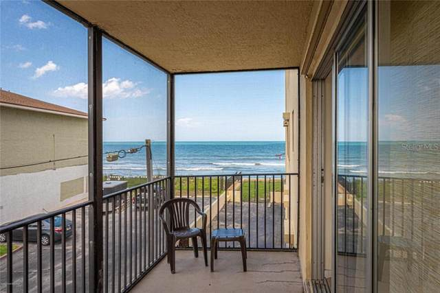 205 Highway A1a Avenue #311, Satellite Beach, FL 32937 (MLS #O5881299) :: New Home Partners