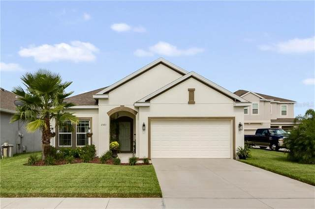 2583 Egret Loop, Kissimmee, FL 34743 (MLS #O5881338) :: GO Realty