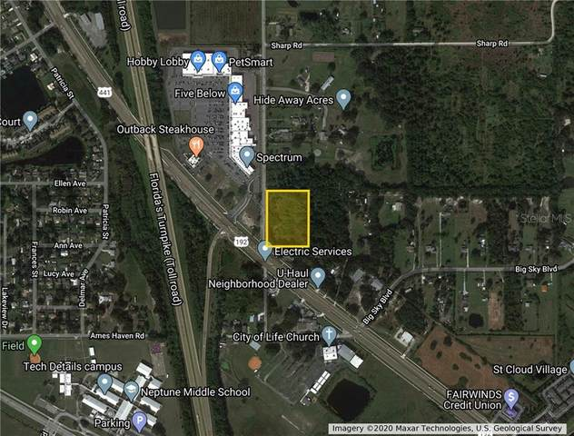 1511 Simmons Road, Kissimmee, FL 34744 (MLS #O5881359) :: Rabell Realty Group
