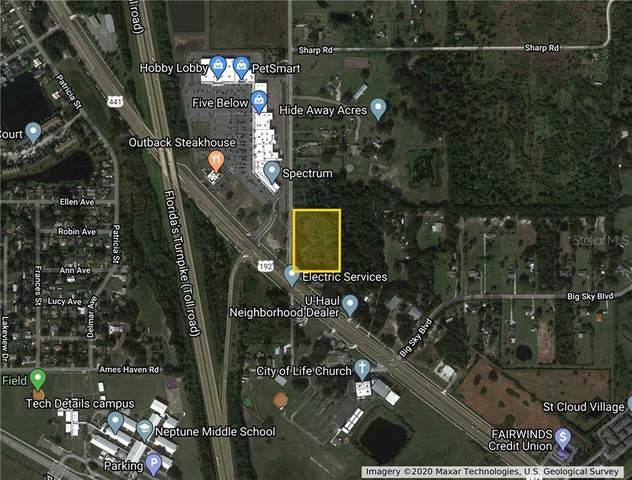 1511 Simmons Road, Kissimmee, FL 34744 (MLS #O5881359) :: Real Estate Chicks