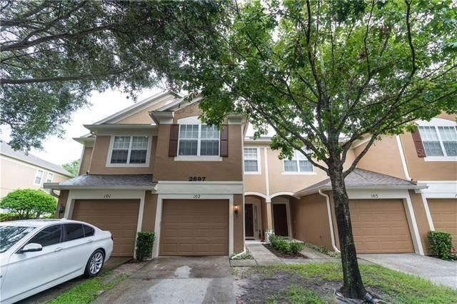 2897 Polvadero Lane #102, Orlando, FL 32835 (MLS #O5881367) :: Team Bohannon Keller Williams, Tampa Properties