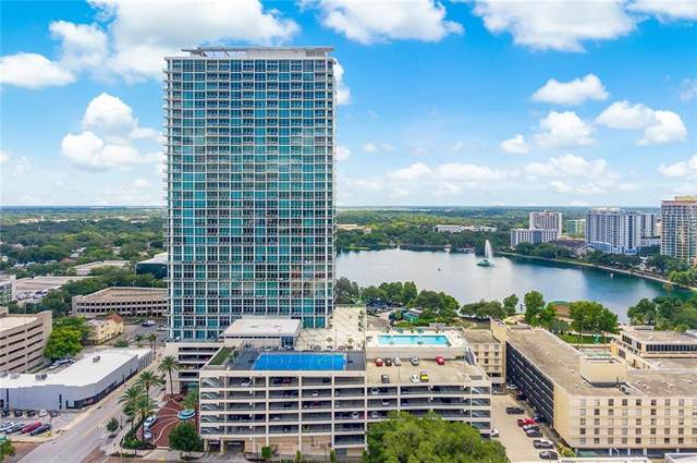 150 E Robinson Street #2605, Orlando, FL 32801 (MLS #O5881396) :: Keller Williams on the Water/Sarasota