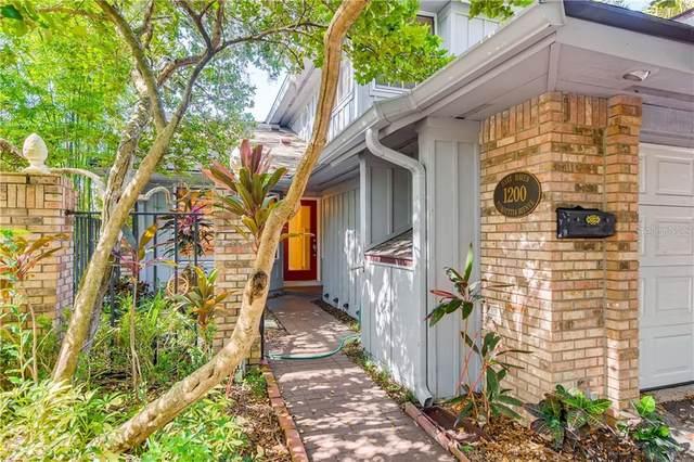 1200 Poinsettia Avenue 4A, Orlando, FL 32804 (MLS #O5881398) :: Team Bohannon Keller Williams, Tampa Properties