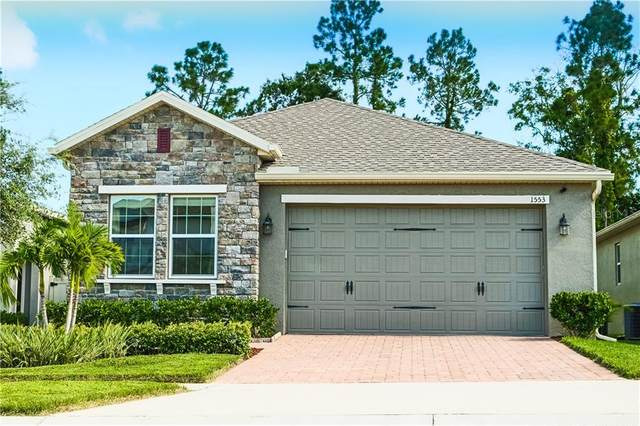 1553 Amber Leaf Circle, Ocoee, FL 34761 (MLS #O5881602) :: Team Bohannon Keller Williams, Tampa Properties