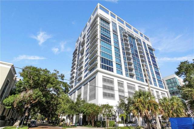 260 S Osceola Avenue #1007, Orlando, FL 32801 (MLS #O5881603) :: Alpha Equity Team