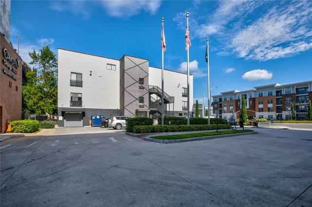 62 W Colonial Drive #304, Orlando, FL 32801 (MLS #O5881619) :: GO Realty