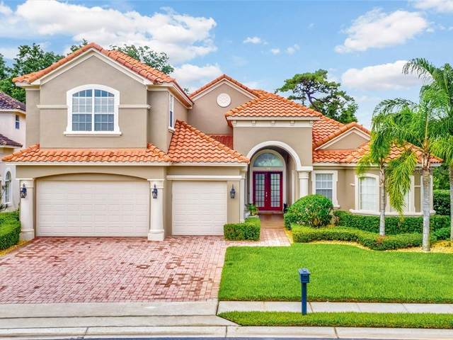 2497 Heritage Green Avenue, Davenport, FL 33837 (MLS #O5881626) :: Premium Properties Real Estate Services