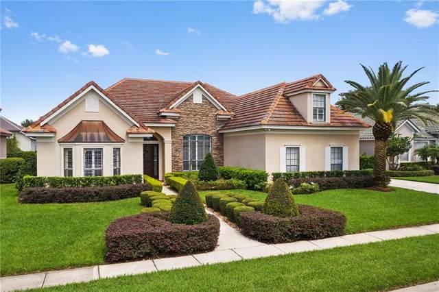 4809 Kensington Park Boulevard, Orlando, FL 32819 (MLS #O5881694) :: Team Bohannon Keller Williams, Tampa Properties