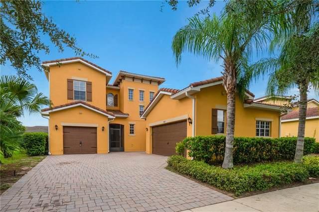 3827 Golden Knot Drive, Kissimmee, FL 34746 (MLS #O5881708) :: Florida Real Estate Sellers at Keller Williams Realty