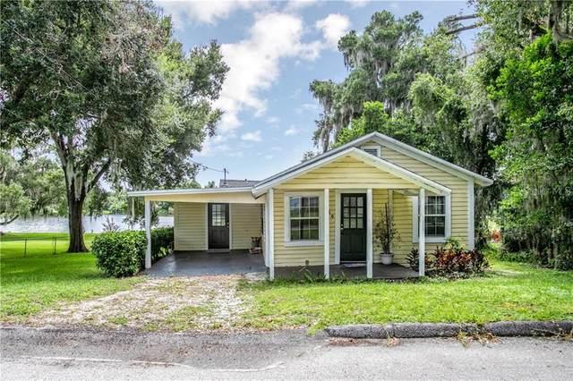 160 Hillside Avenue, Umatilla, FL 32784 (MLS #O5881863) :: Sarasota Home Specialists